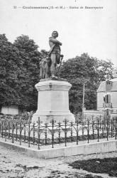 Monument au général Beaurepaire – Coulommiers (fondu)