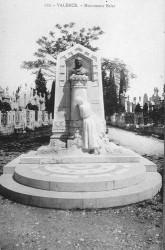 Monument à Joseph Belat – Valence