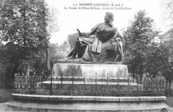 Monument à Rémi Belleau – Nogent-le-Rotrou (disparu)