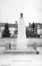 Monument au duc de Bellune – Lamarche