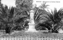 Monument au docteur Bennet – Menton