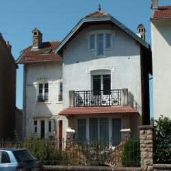Balcons et appuis de croisées – 65 rue Raymond Poincaré – Laxou
