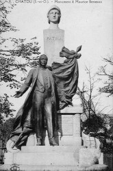 Monument à Maurice Berteaux – Chatou