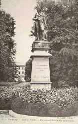 Monument à Claude Louis Berthollet – Annecy