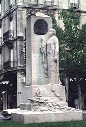 Monument au général de Beylié – Grenoble