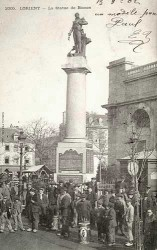 Monument à Hippolythe Bisson – Lorient