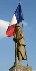 Monument aux morts –  Arc-en-Barrois