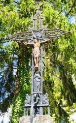 Croix de la rue du Calvaire – Agonac