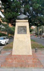 Monumento a Antonio Ricaurte – Bogotá