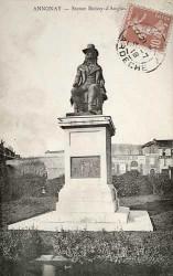 Monument à Boissy d'Anglas – Annonay