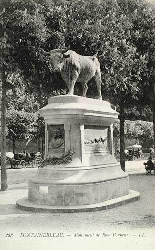 Monument à Rosa Bonheur – Fontainebleau (fondu) 764584827c2