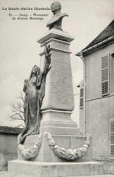 Monument à Charles Bontemps – Jussey