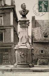 Monument à Grégoire Bordillon – Angers (fondu et remplacé)