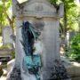 Ornements de la sépulture Dampt - Cimetière du Père-Lachaise - Paris (75020) - Image1