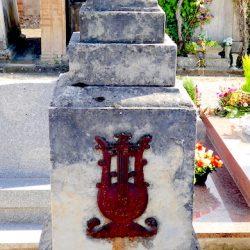 Ornements funéraires –  Cimetière urbain – Montauban