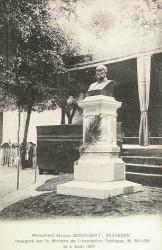 Monument à Henri Bouchot – Besançon