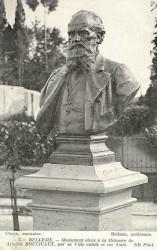 Monument à Aristide Boucicaut – Bellême