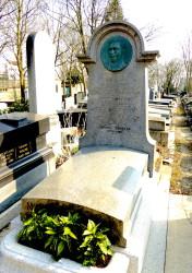Tombe Mayette-Baude – Cimetière du Père-Lachaise – Paris (75020)