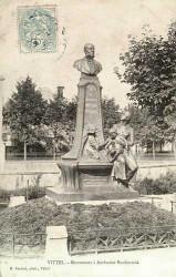 Monument à Ambroise Bouloumié – Vittel (disparu)