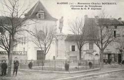 Monument à Charles Bourseul – Saint-Céré