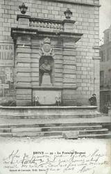 Monument à Pierre Bourzat – Brive-la-Gaillarde