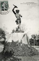 Monument à Brennus, ou Vae Victis  – Valenciennes (fondu)