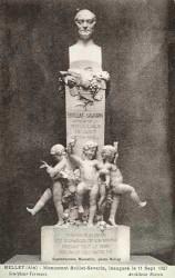 Monument à Brillat-Savarin – Belley (fondu) (remplacé)