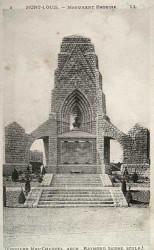 Monument à Emmanuel Brousse – La Cabanasse