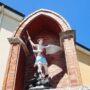 Statue de Saint-Michel - Evreux - Image1