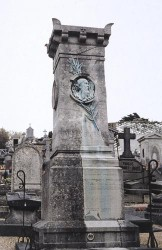 Monument à Emile Buisson – Bonsecours