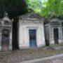 Portes de chapelles sépulcrales  - Division 30 - Cimetière du Père Lachaise - Paris (75020) - Image15