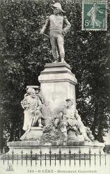 Monument au maréchal Canrobert – Saint-Céré