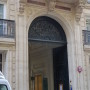 Ornements  de portes et balcons - 71, 69 et 67 rue de Grenelle Paris (75007) - Image12