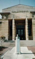 Monument à Andrew Carnegie – Reims