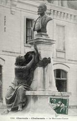 Monument à Sadi Carnot – Chabanais