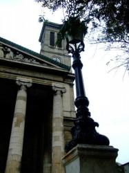 Lampadaires – Eglise Saint-Vincent de Paul – Paris (75010)