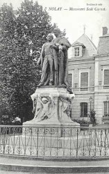 Monument à Sadi Carnot – Nolay
