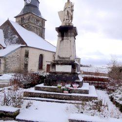 Monument aux morts – Vrécourt