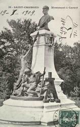 Monument à Sadi Carnot – Saint-Chamond