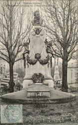 Tombeau de Jean-Baptiste Carpeaux – Valenciennes