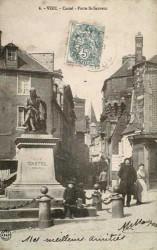 Monument à René Castel – Vire
