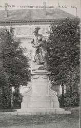 Monument à Jean Leclaire – Paris, 17e arr.