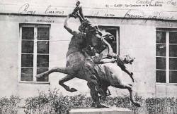 Le Centaure et la Bacchante – Caen