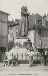Monument du centenaire de la réunion de la Savoie à la France (la Sasson) – Chambéry