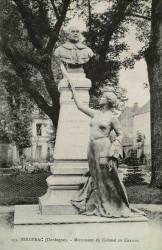 Monument au colonel de Chadois – Bergerac (fondu)
