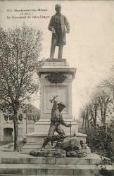 Monument à Jules Chagot – Montceau-les-Mines (démembré et déplacé)