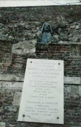 Monument à Samuel Champlain – Honfleur