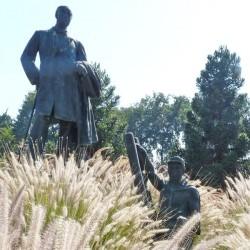 Monument en hommage à Matias Cousiño – Collection particulière – Santiago de Chile