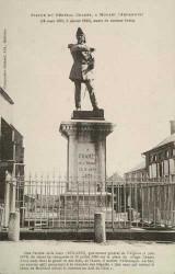 Monument au général Chanzy – Nouart