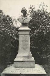 Monument à Jules-Clément Chaplain – Mortagne-au-Perche